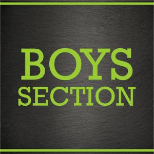 Boys PE