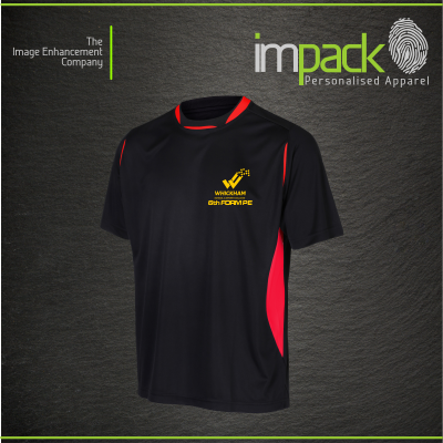 009c9094 Pro Training T-Shirt - Impack Apparel