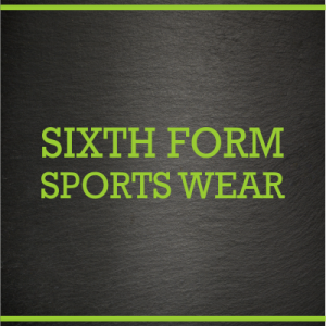 Sixth Form Sportswear