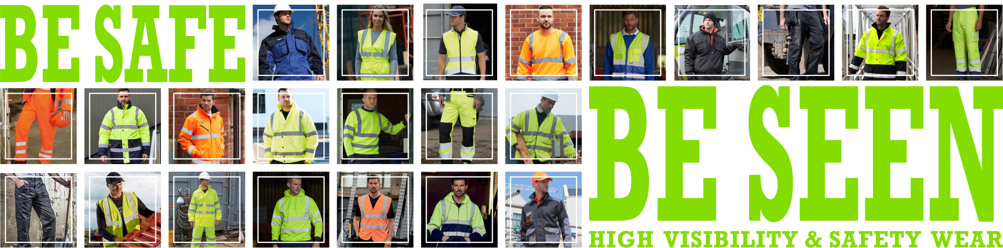 Be Safe Be Seen 1.0